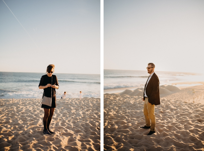 Photographe mariage reportage destination wedding photographer Cap Ferret Bartherotte Gironde Bordeaux mer sable plage mariee-134
