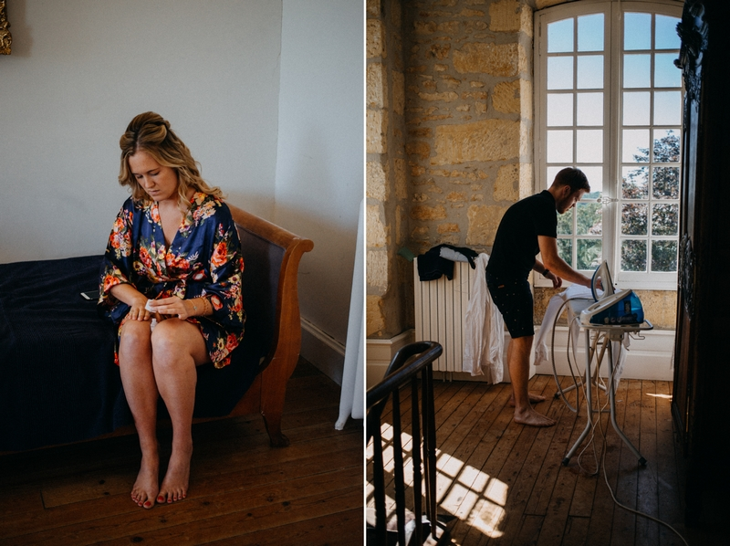Photographe mariage wedding photographer reportage reporter France destination love session dordogne chateau de lacoste-14