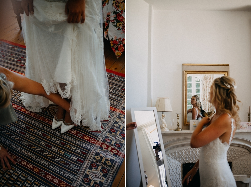 Photographe mariage wedding photographer reportage reporter France destination love session dordogne chateau de lacoste-51