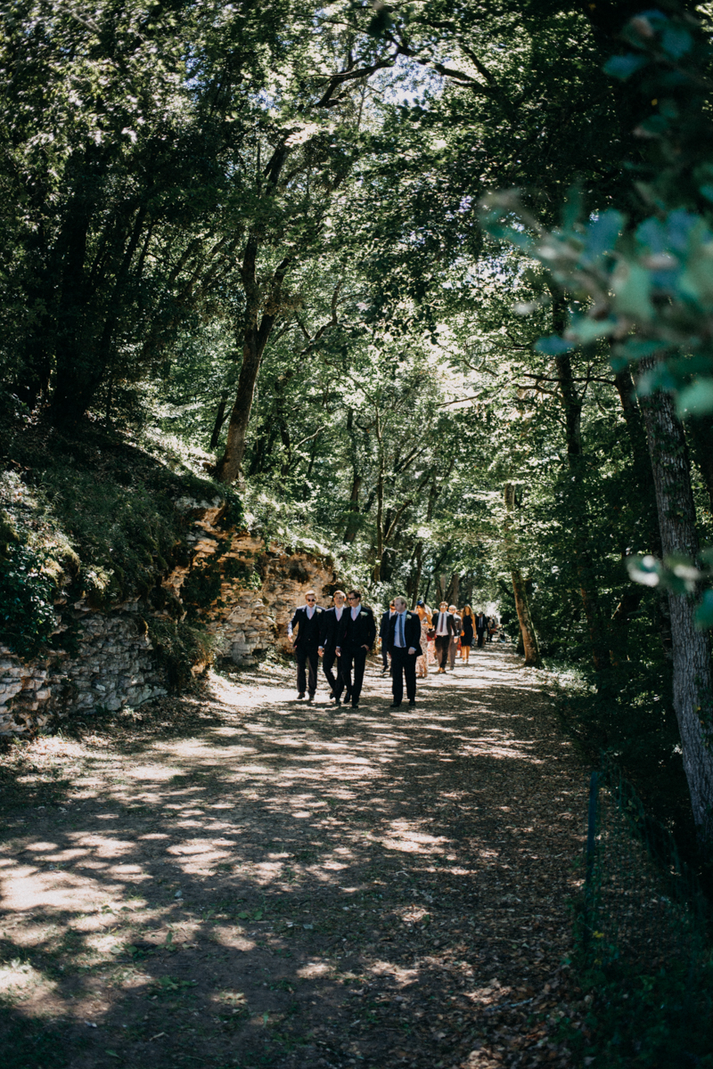 Photographe mariage wedding photographer reportage reporter France destination love session dordogne chateau de lacoste-69