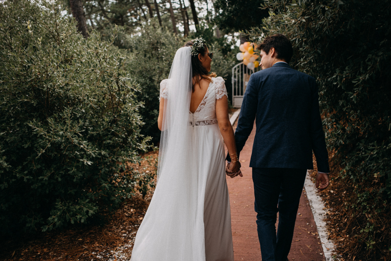 wedding photographer mariage reportage seance photo arcachon mariee bride Bordeaux cap ferret plage love session amour couple-16