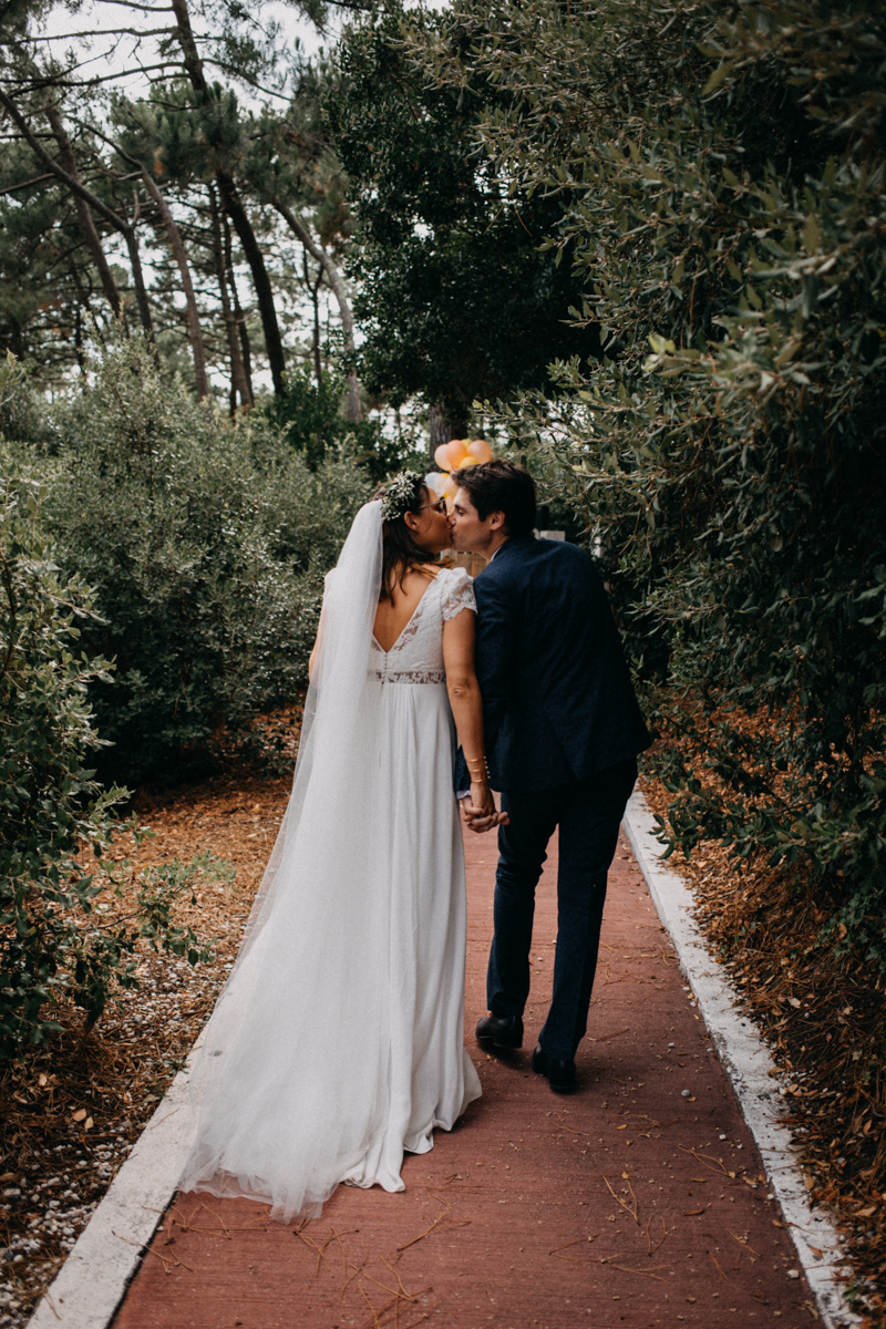 wedding photographer mariage reportage seance photo arcachon mariee bride Bordeaux cap ferret plage love session amour couple-17
