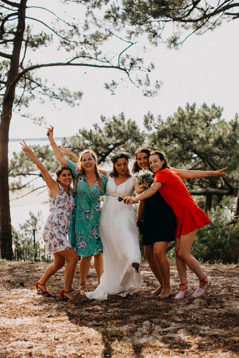 wedding photographer mariage reportage seance photo arcachon mariee bride Bordeaux cap ferret plage love session amour couple-27