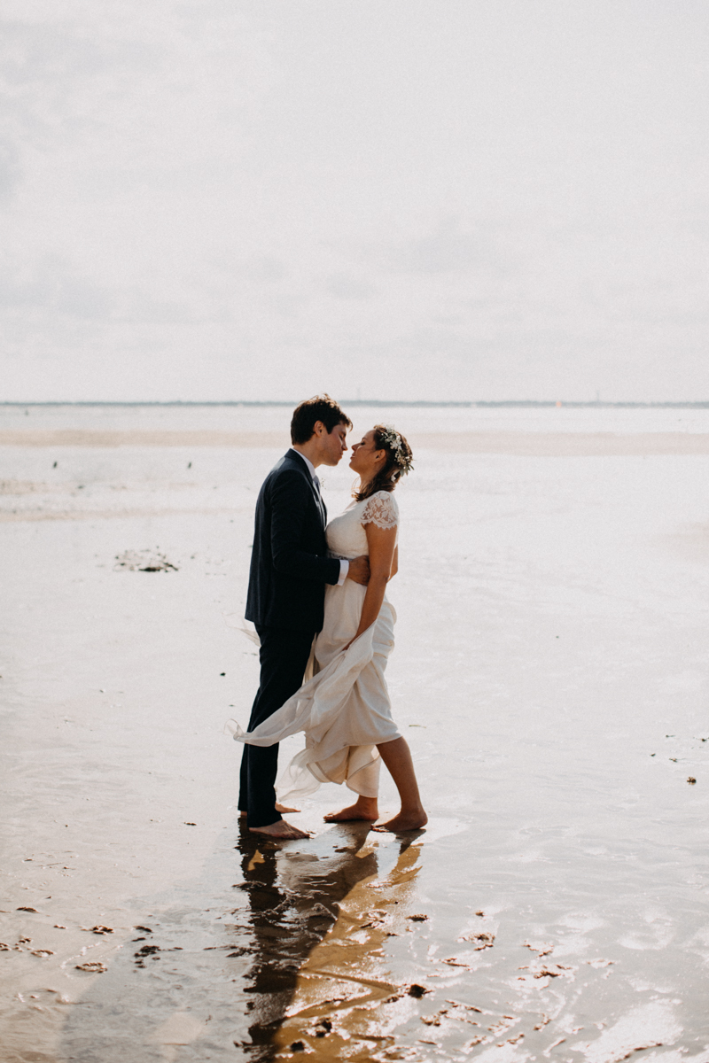 wedding photographer mariage reportage seance photo arcachon mariee bride Bordeaux cap ferret plage love session amour couple-33