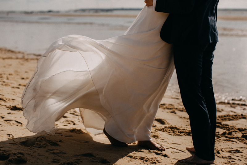 wedding photographer mariage reportage seance photo arcachon mariee bride Bordeaux cap ferret plage love session amour couple-36