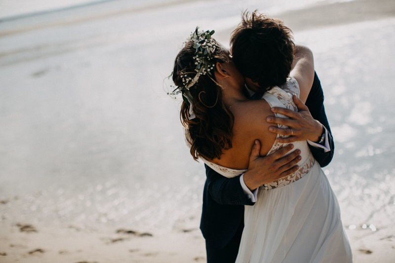 wedding photographer mariage reportage seance photo arcachon mariee bride Bordeaux cap ferret plage love session amour couple-40