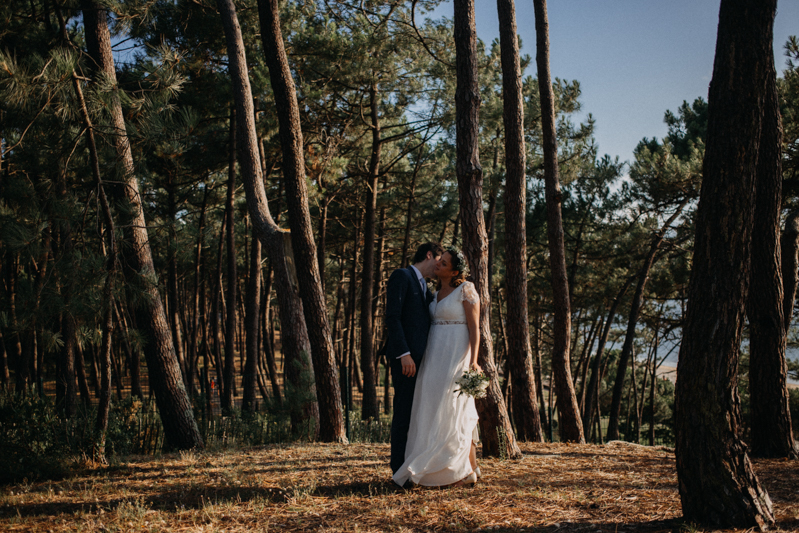wedding photographer mariage reportage seance photo arcachon mariee bride Bordeaux cap ferret plage love session amour couple-59
