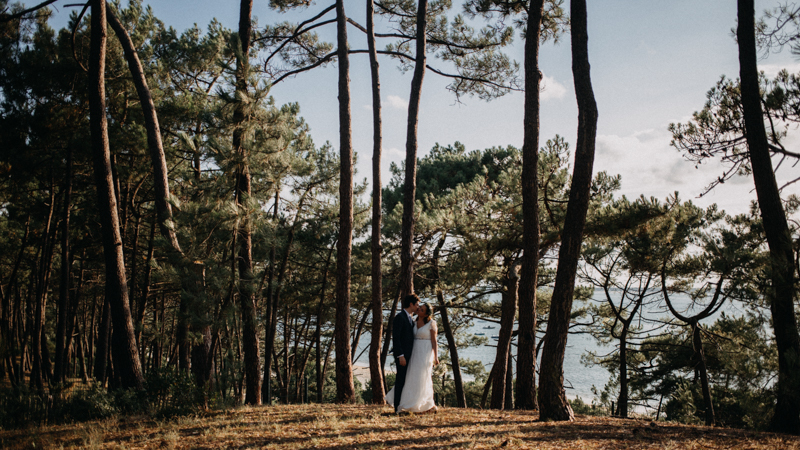 wedding photographer mariage reportage seance photo arcachon mariee bride Bordeaux cap ferret plage love session amour couple-60