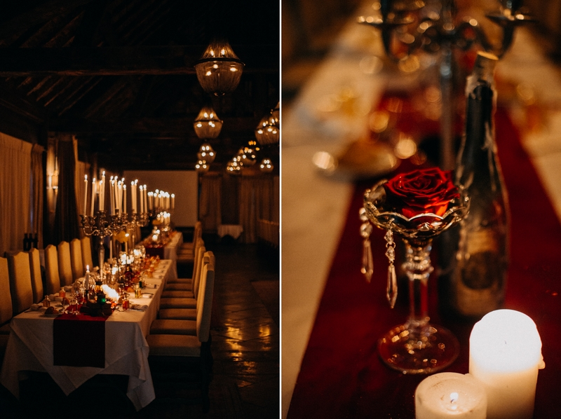 Photographe mariage seance photo reportage wedding photographer destination domaine des saints peres montagnole sorcier wood foret dark harry potter boho moody-109