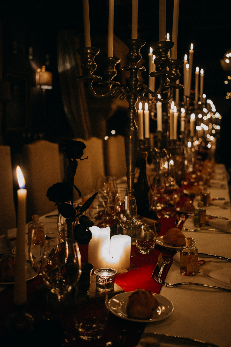 Photographe mariage seance photo reportage wedding photographer destination domaine des saints peres montagnole sorcier wood foret dark harry potter boho moody-118