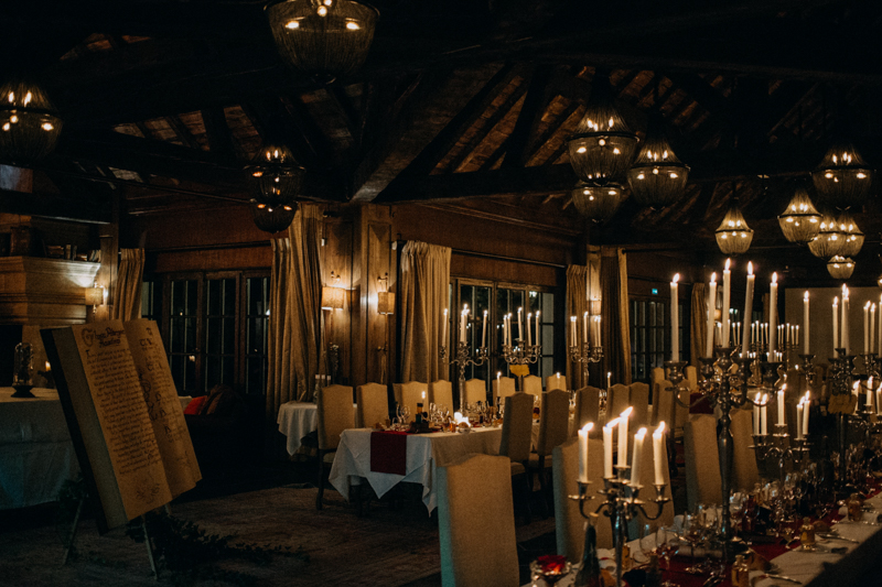 Photographe mariage seance photo reportage wedding photographer destination domaine des saints peres montagnole sorcier wood foret dark harry potter boho moody-122