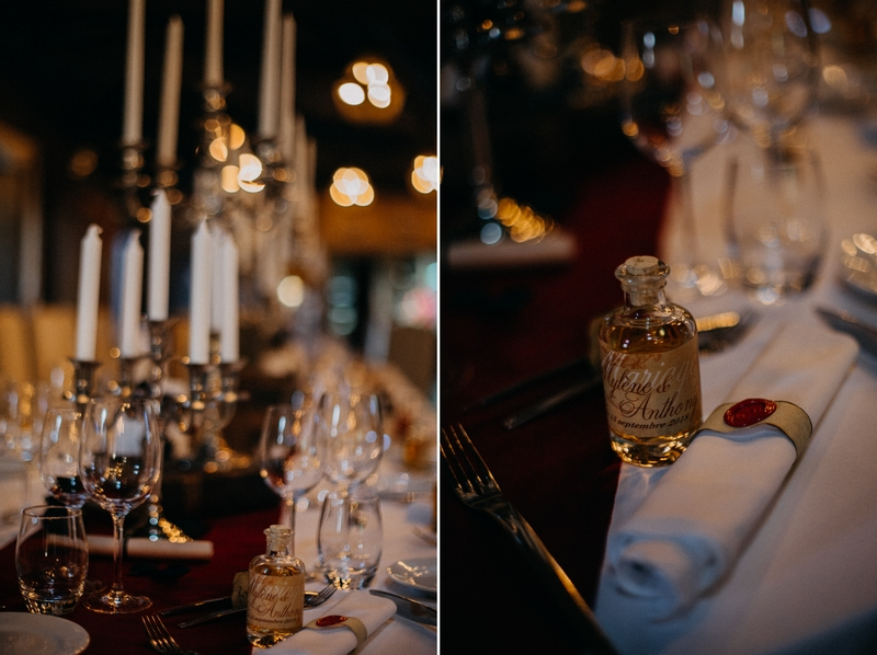 Photographe mariage seance photo reportage wedding photographer destination domaine des saints peres montagnole sorcier wood foret dark harry potter boho moody-59