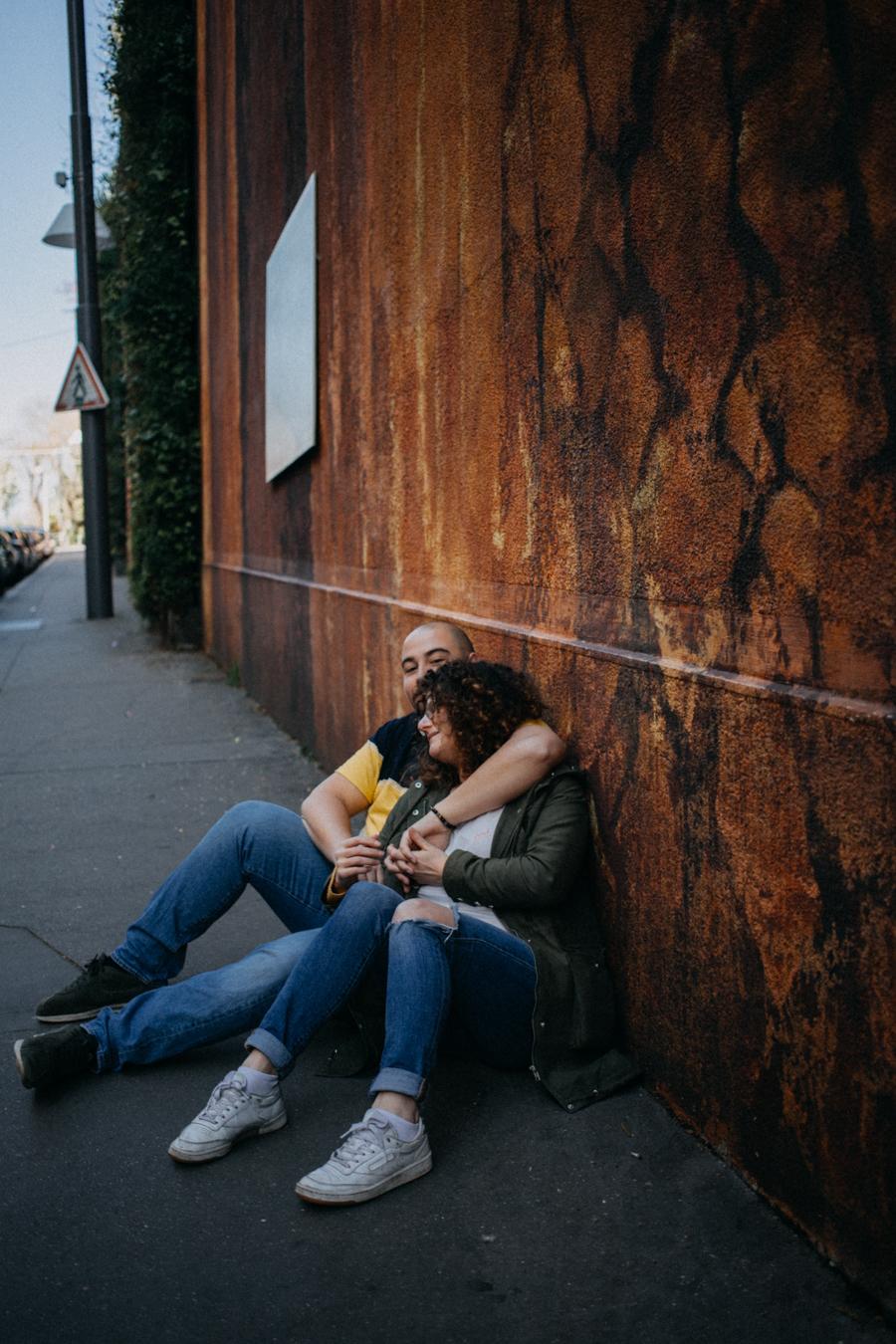 photographe love session engagement mariage couple amour Lyon soleil tag la croix rousse-24