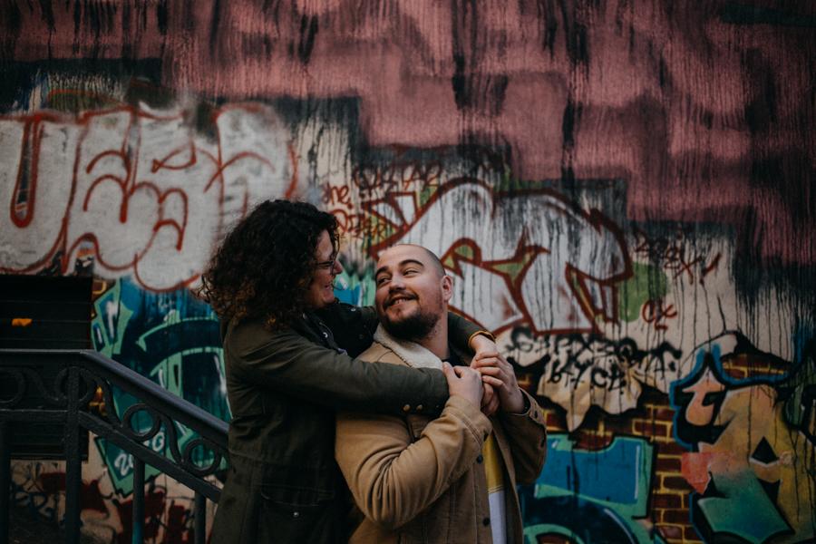 photographe love session engagement mariage couple amour Lyon soleil tag la croix rousse-8