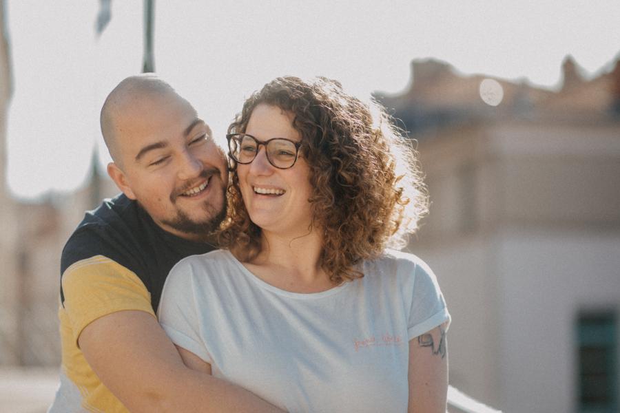 photographe love session engagement mariage couple amour Lyon soleil tag la croix rousse-9