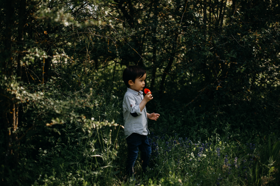 Photographe famille enfant seance photo Lyon lifestyle moody lumiere couleurs nature-2